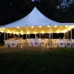 Wynajmowanie namiotów na wesele- jak się do tego zabrać
